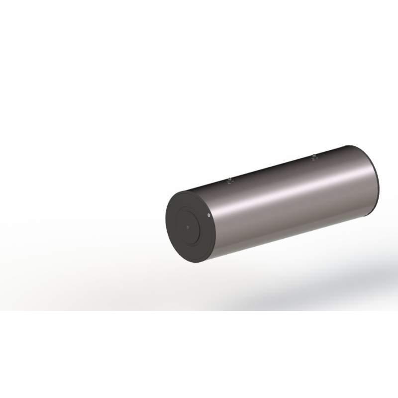 Acumulad. horizontal Termosifón doble pared Thermiko DPH 150