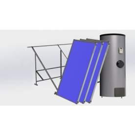 Forzado calentamiento instantaneo 500L Thermiko DSI 500/7.5