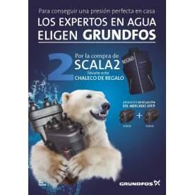 2 UDS GRUPO PRESION SCALA2 REGALO+CHALECO (PROMOCION)